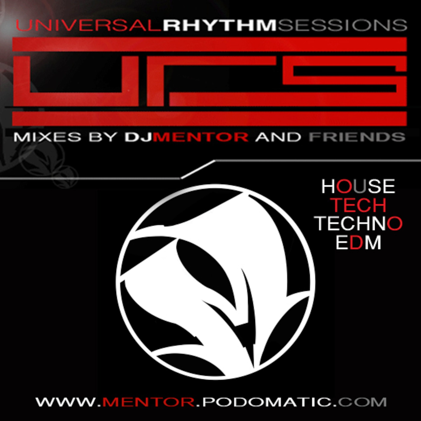 Maria dark episode 013 dj mentor 39 s universal rhythm for House music podcast