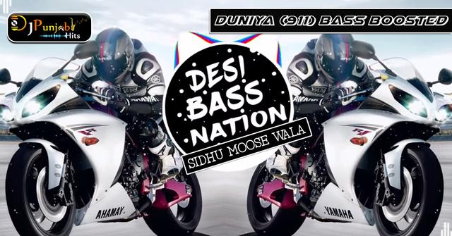 Duniya (911) Bass Boosted Sidhu Moose Wala Mp3 Song Download | Free