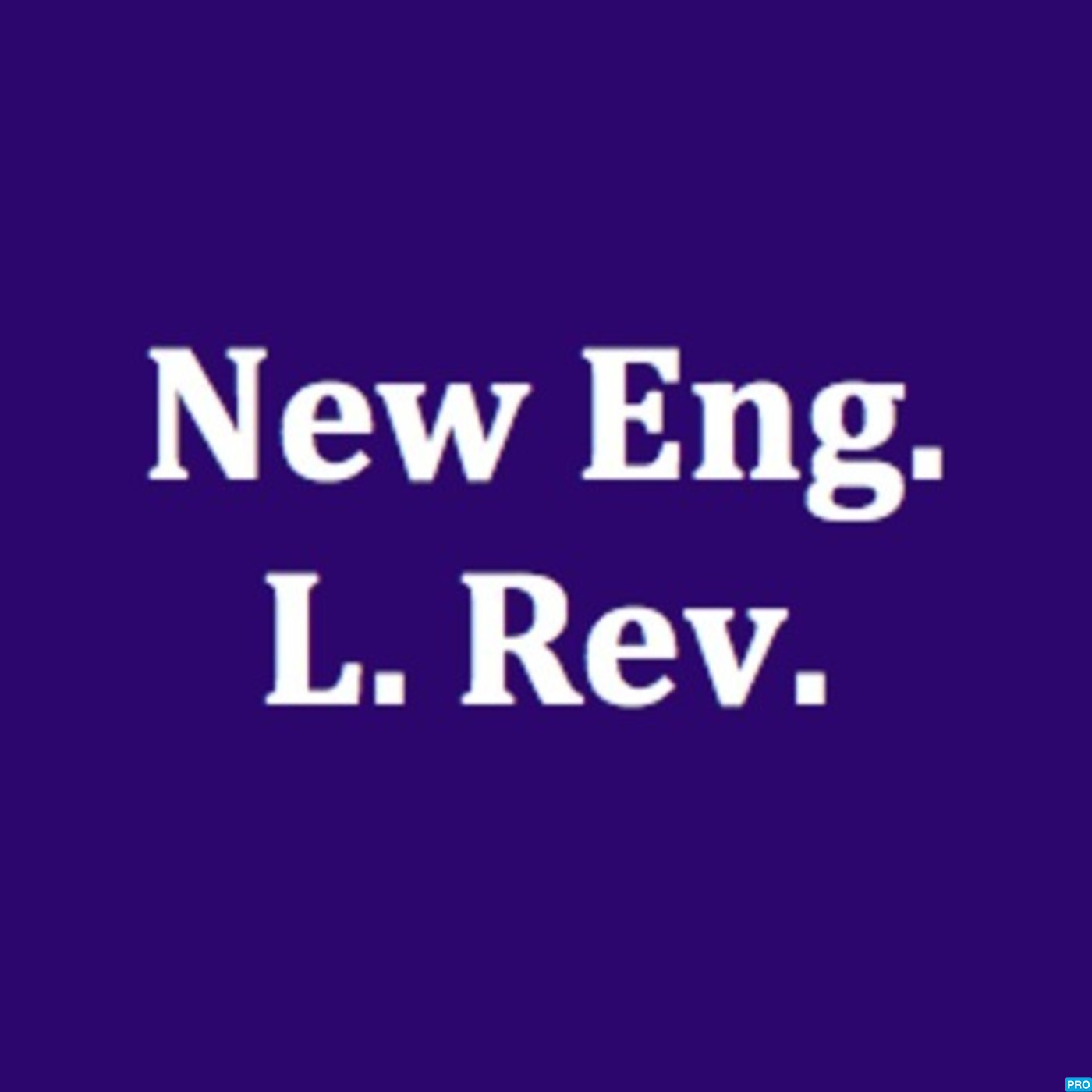 New England Law Review On Remand's Podcast