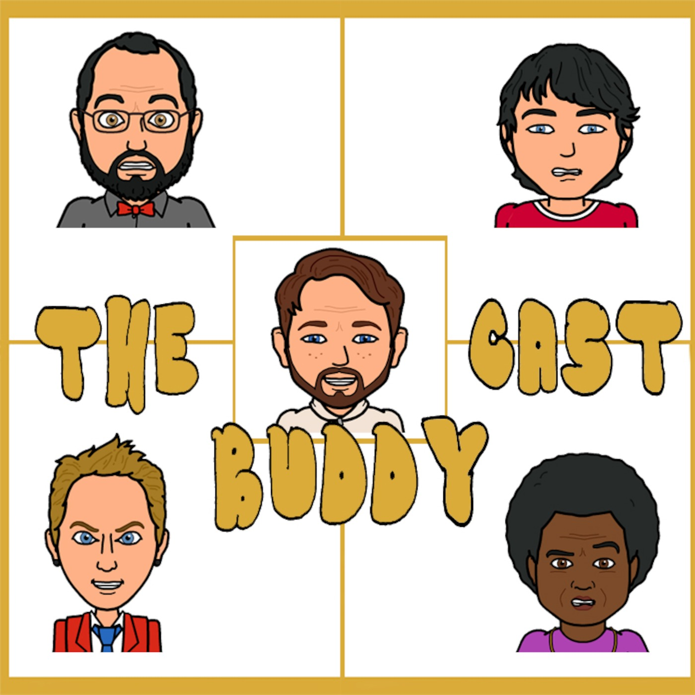 TheBuddyCast Podcast