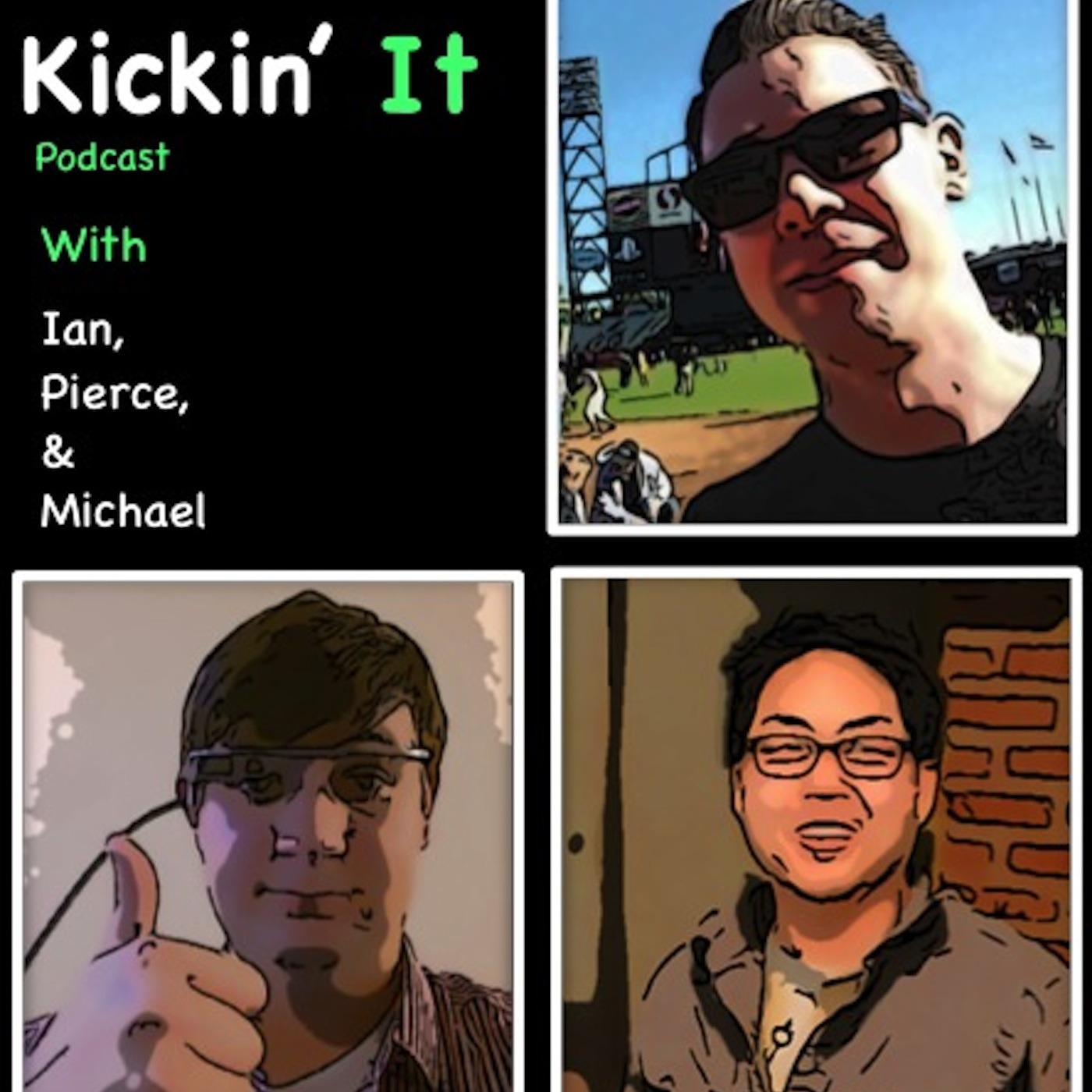 Kickin' It Podcast