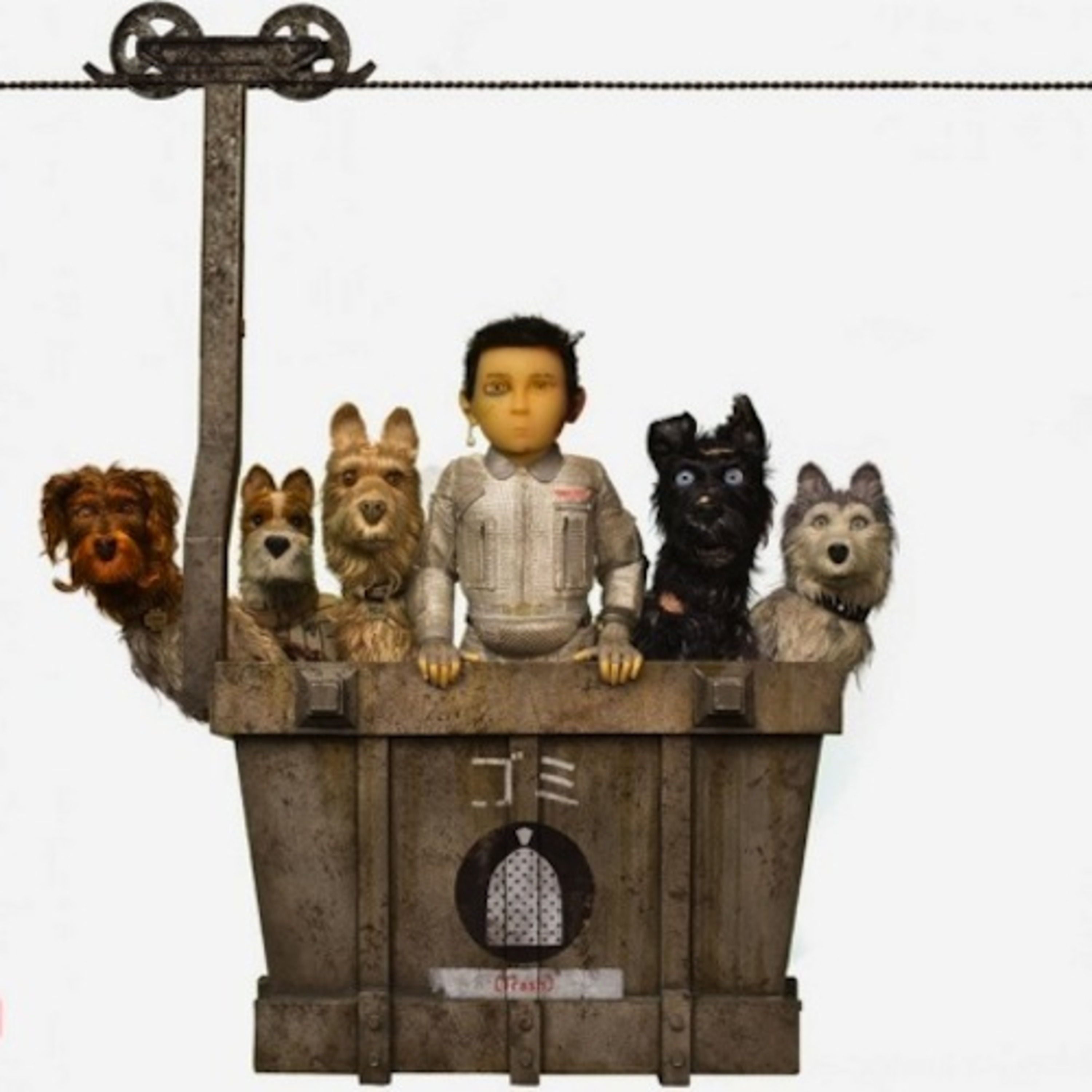 Isle of Dogs Review - Man's Best Friend or Trash Island?