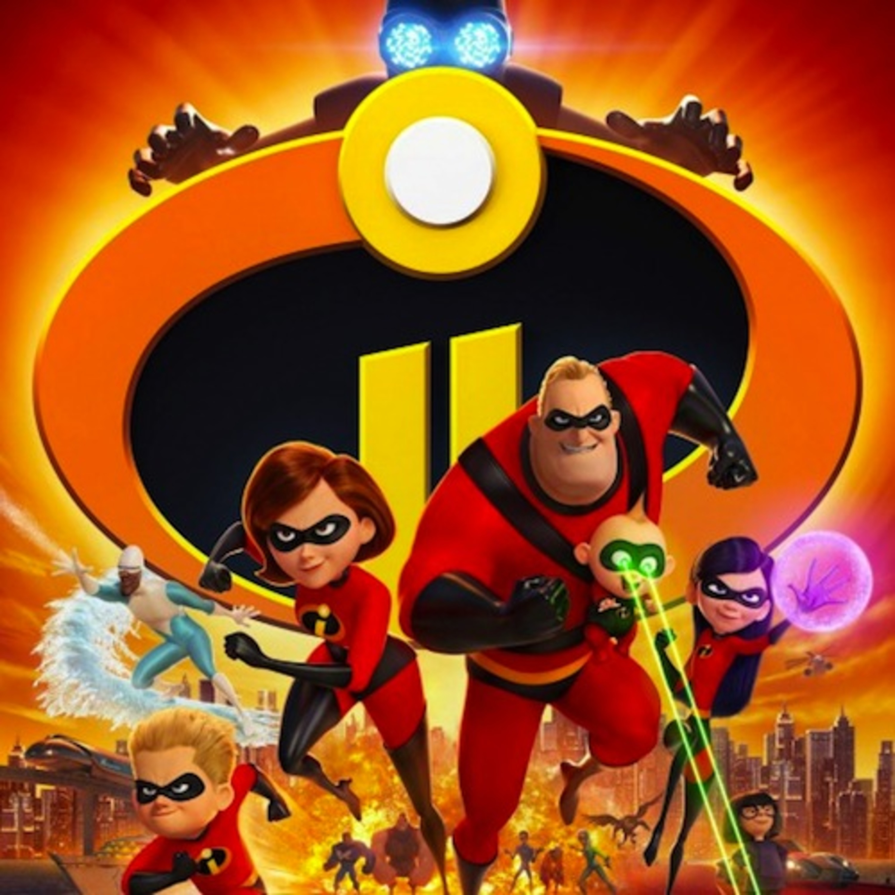 'Incredibles 2' Review - Where Does It Place in Our Pixar Rank?
