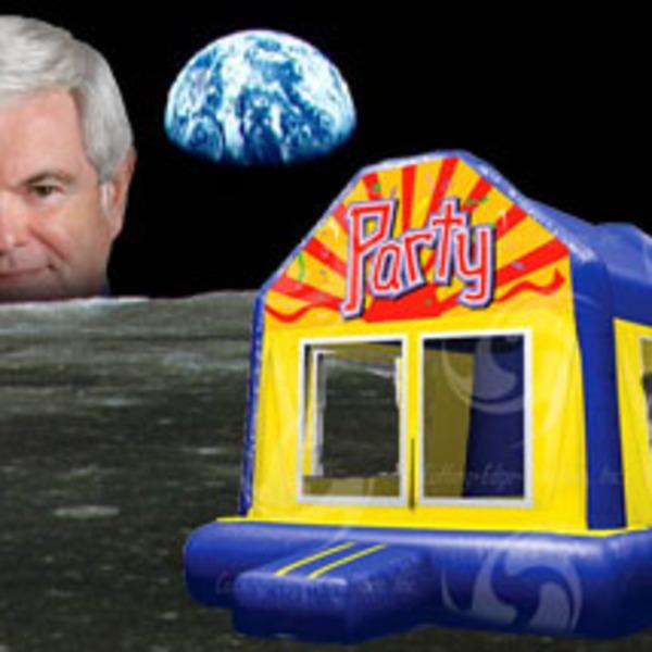 007 - Newt's Moon Bounce Graveyard