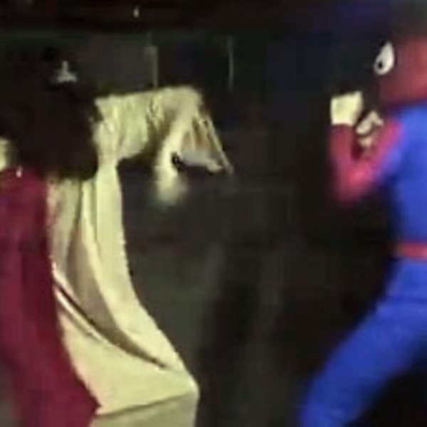 011 - Jesus vs. Spiderman