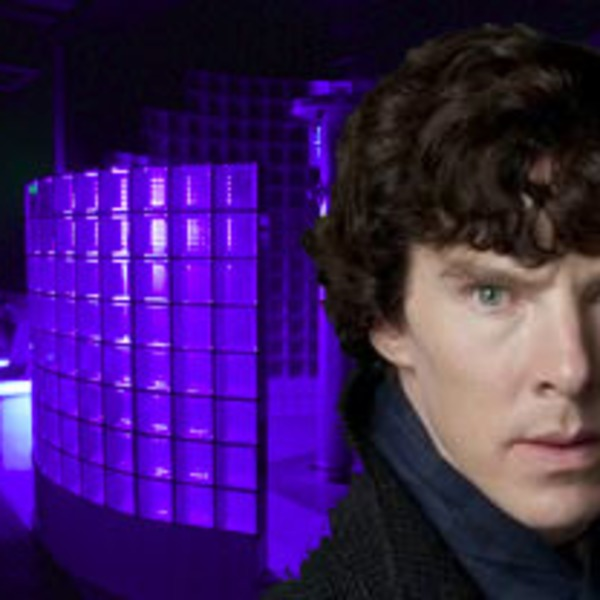 Ep. 55 - Sherlock Homeless in: The Haunted Bath House Labrynth
