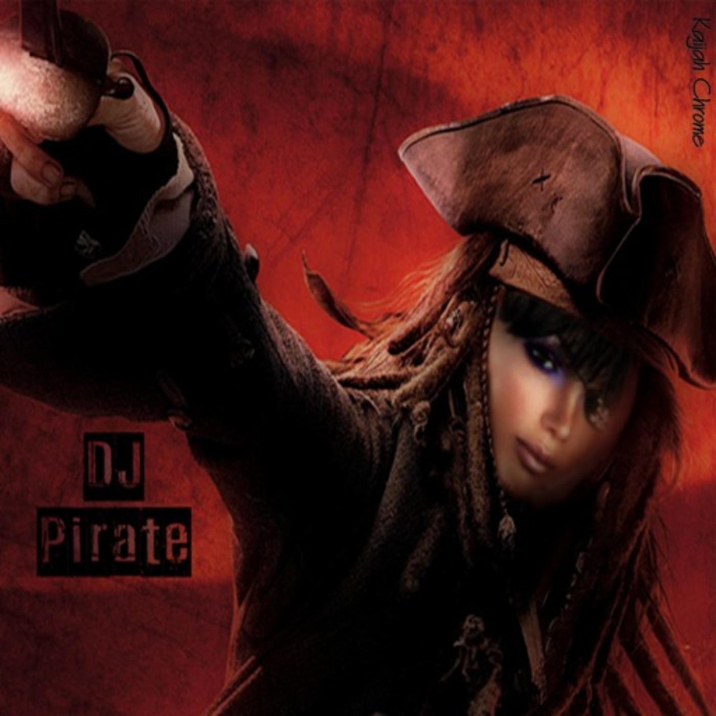DJ Pirate's Rum & Cokelahoma Show On ENT SL Radio 08/06/2019 DJ