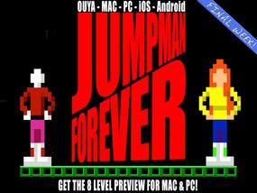 X S gaming Podcast presents Davis Ray Sickmon Jr and his project Jumpman Forever