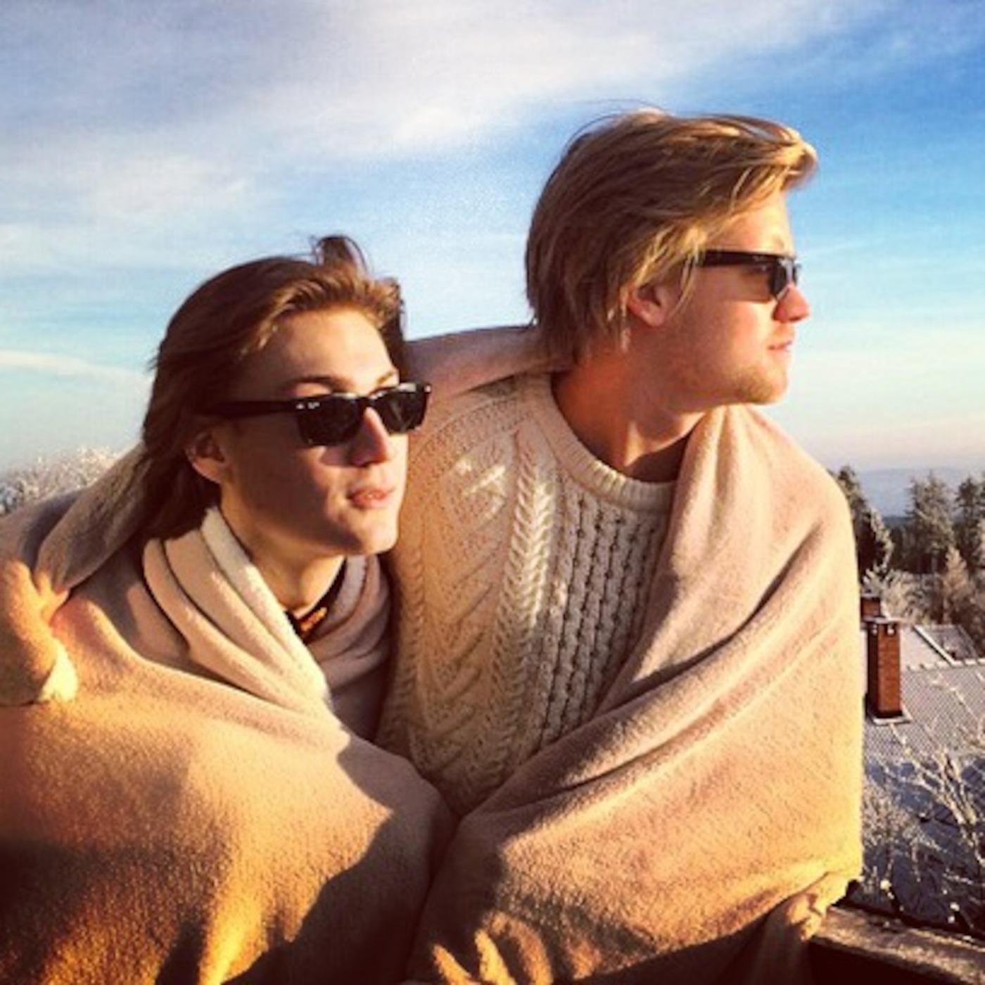 Olof och Gustavs Podcast!