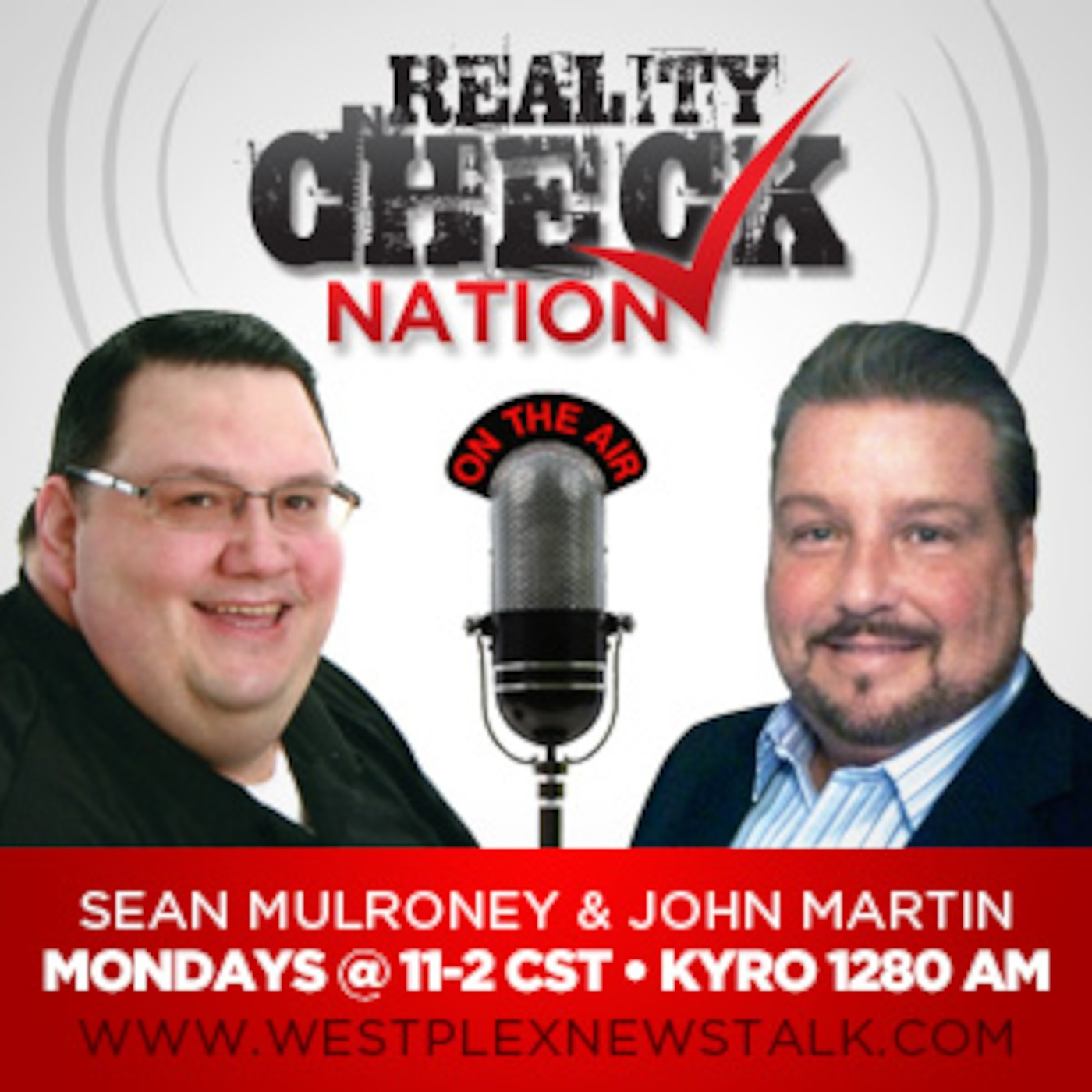 Reality Check Nation Radio Show