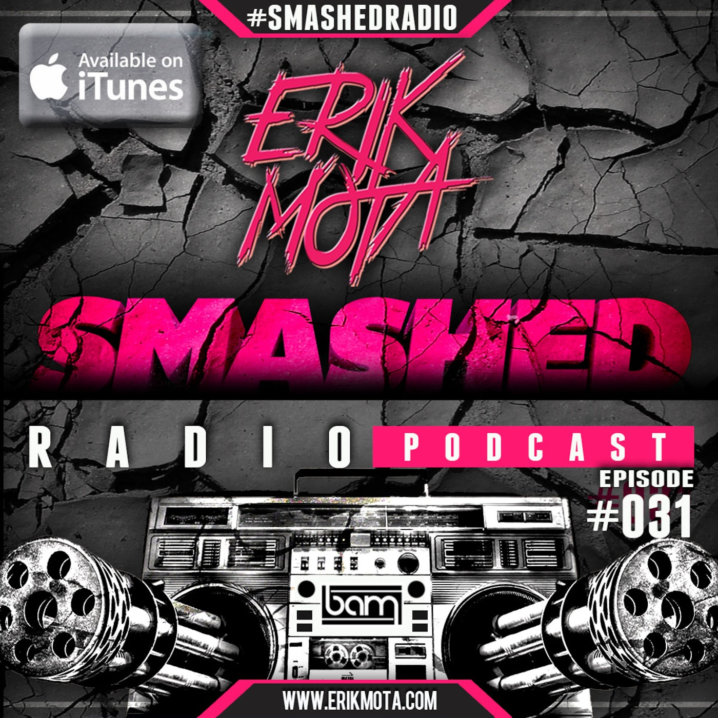 Erik Mota Presents Smashed Radio