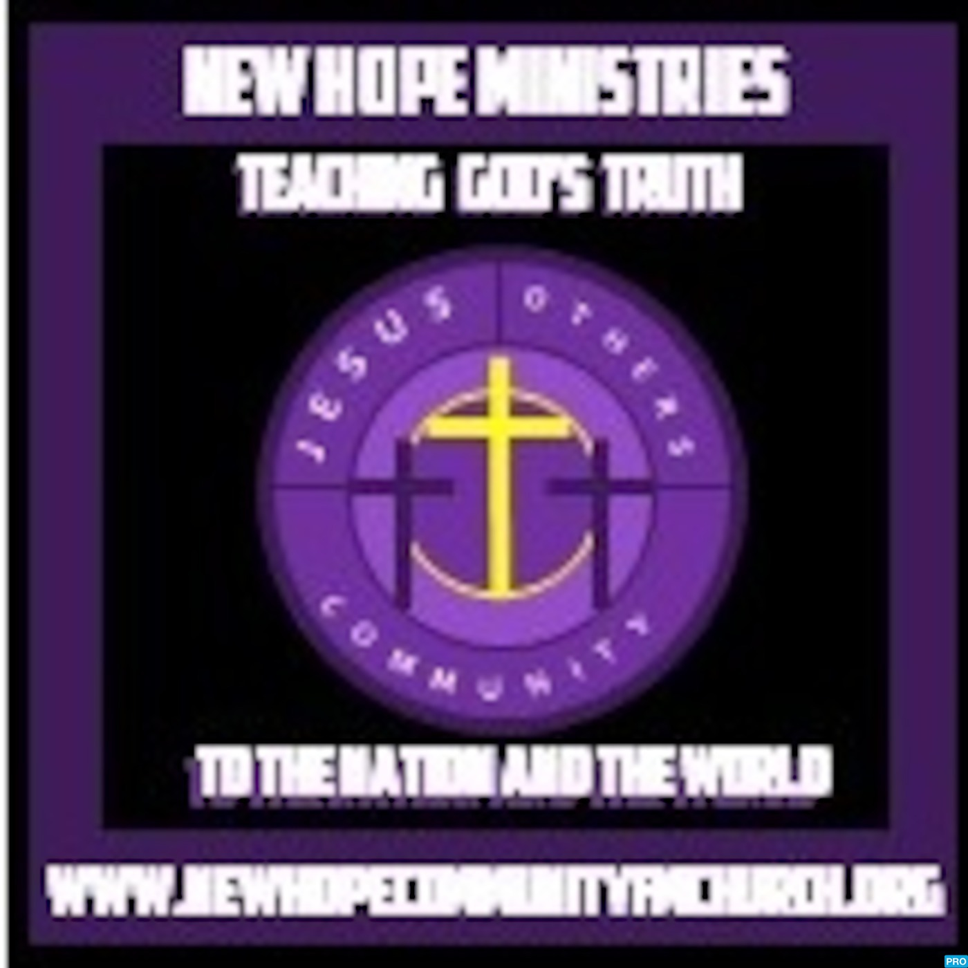 New Hope Ministries Podcast