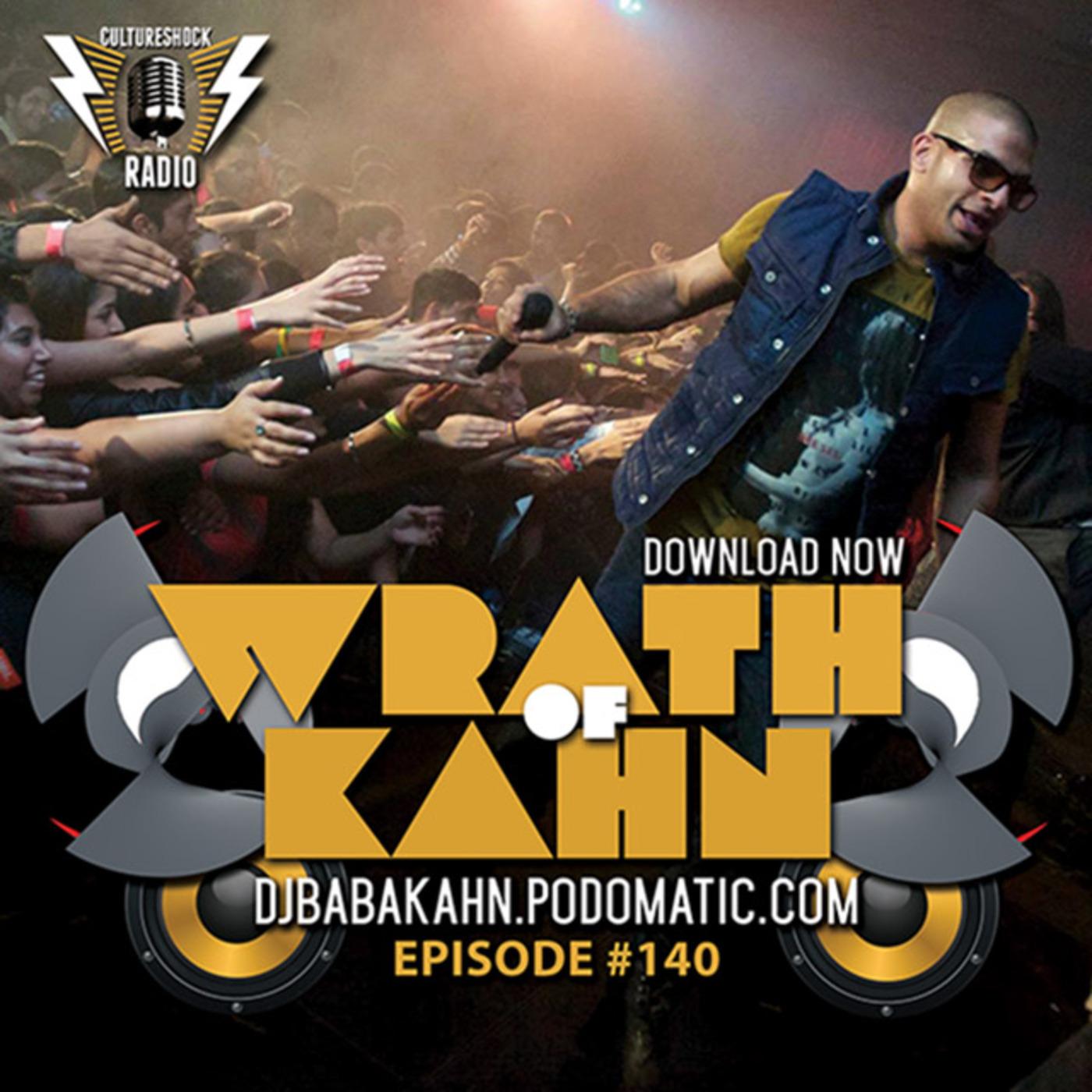 DJ BABA KAHN PODCAST - MOON FM