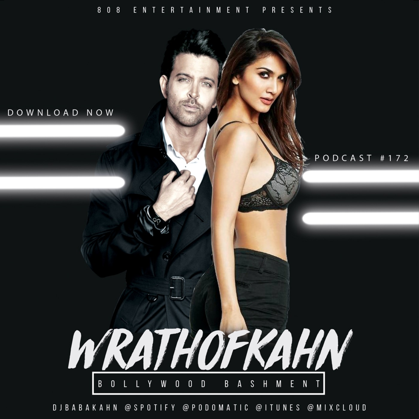 Wrath Of Kahn Bollywood Bashment DJ Baba Kahn 172 DJ BABA