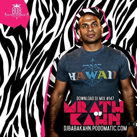 DJ BABA KAHN PODCAST | Free Podcasts | Podomatic