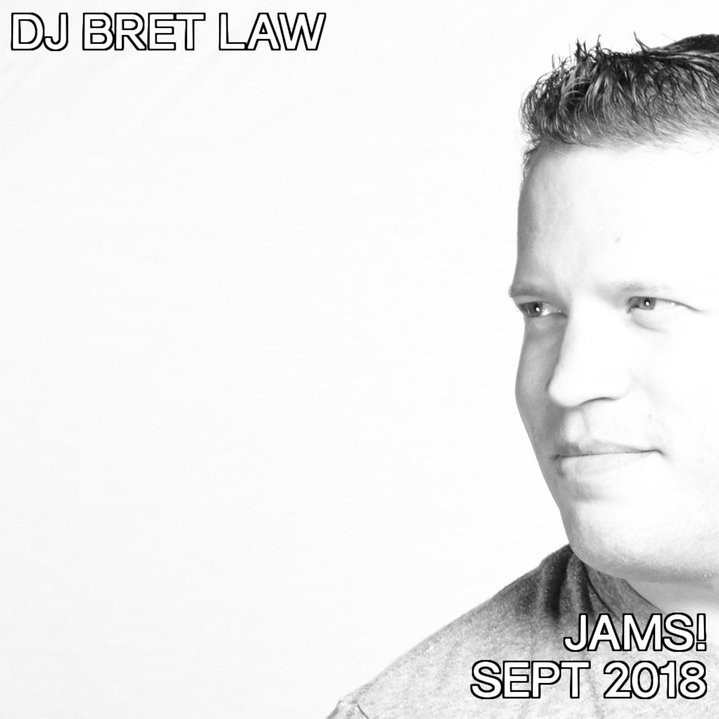 JAMS! Sept 2018 JAMS! podcast