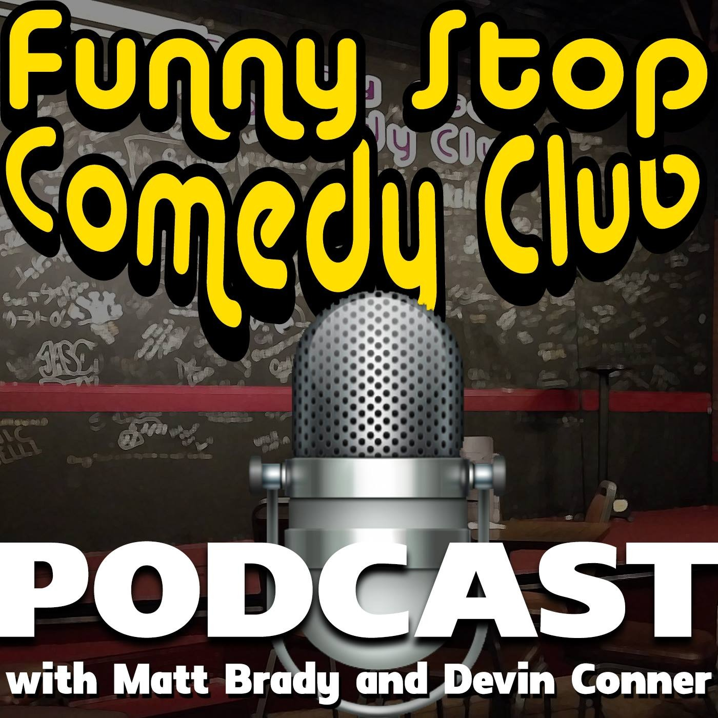 Funny Stop Podcast