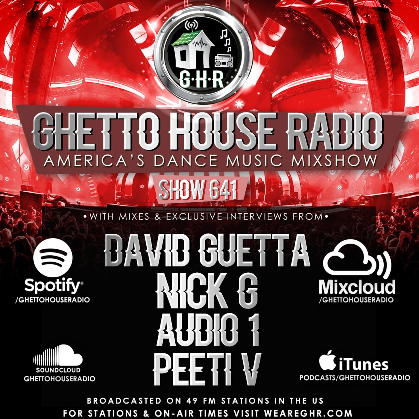 DJ Peeti-V - GHR - Show 641 - Hour 2 Mix 1 - [May 2019