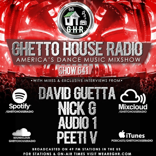 DJ Peeti-V - GHR - Show 641 - Hour 2 Mix 1 - [May 2019 Edition]