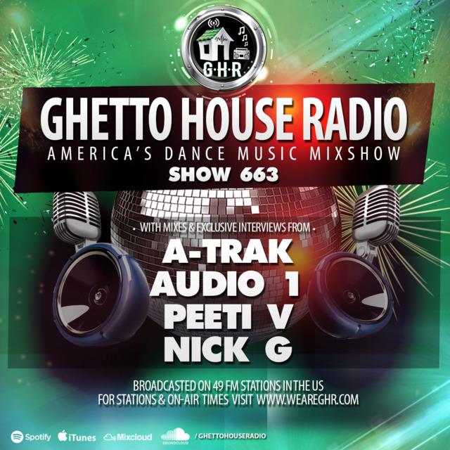 DJ Peeti-V - GHR - Show 663 - Hour 2 Mix 2 [November 2019