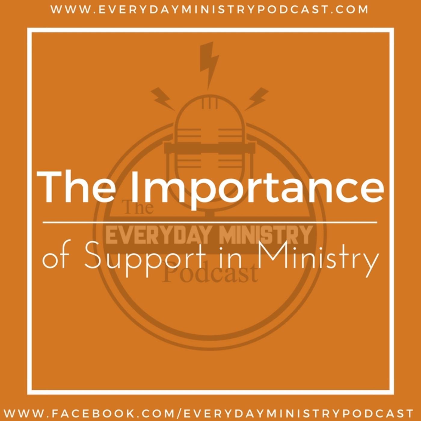 Everyday Ministry Podcast