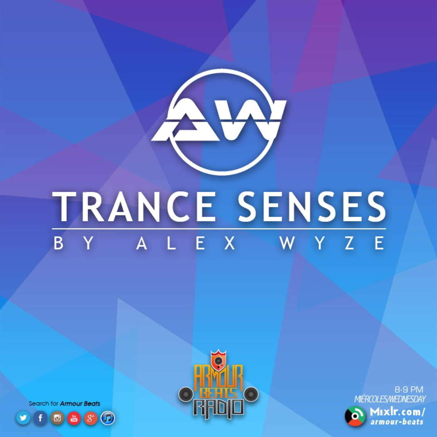 Trance Senses by Alex Wyze