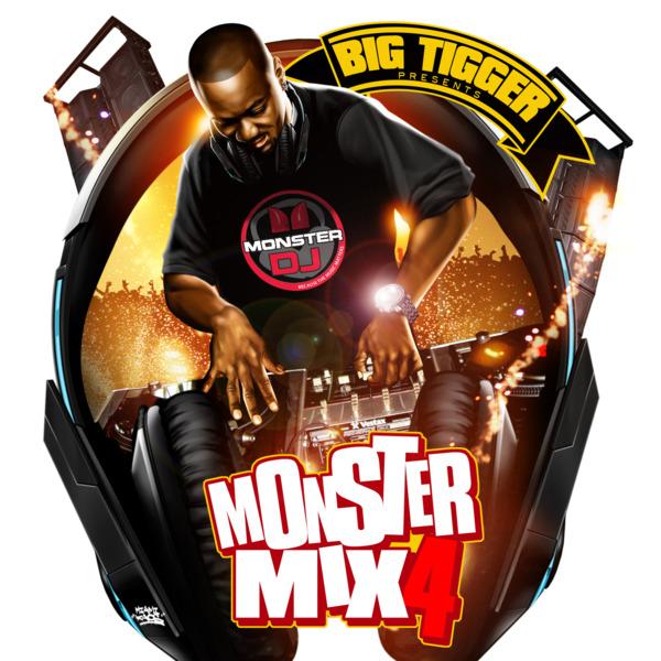 MonsterMix #4