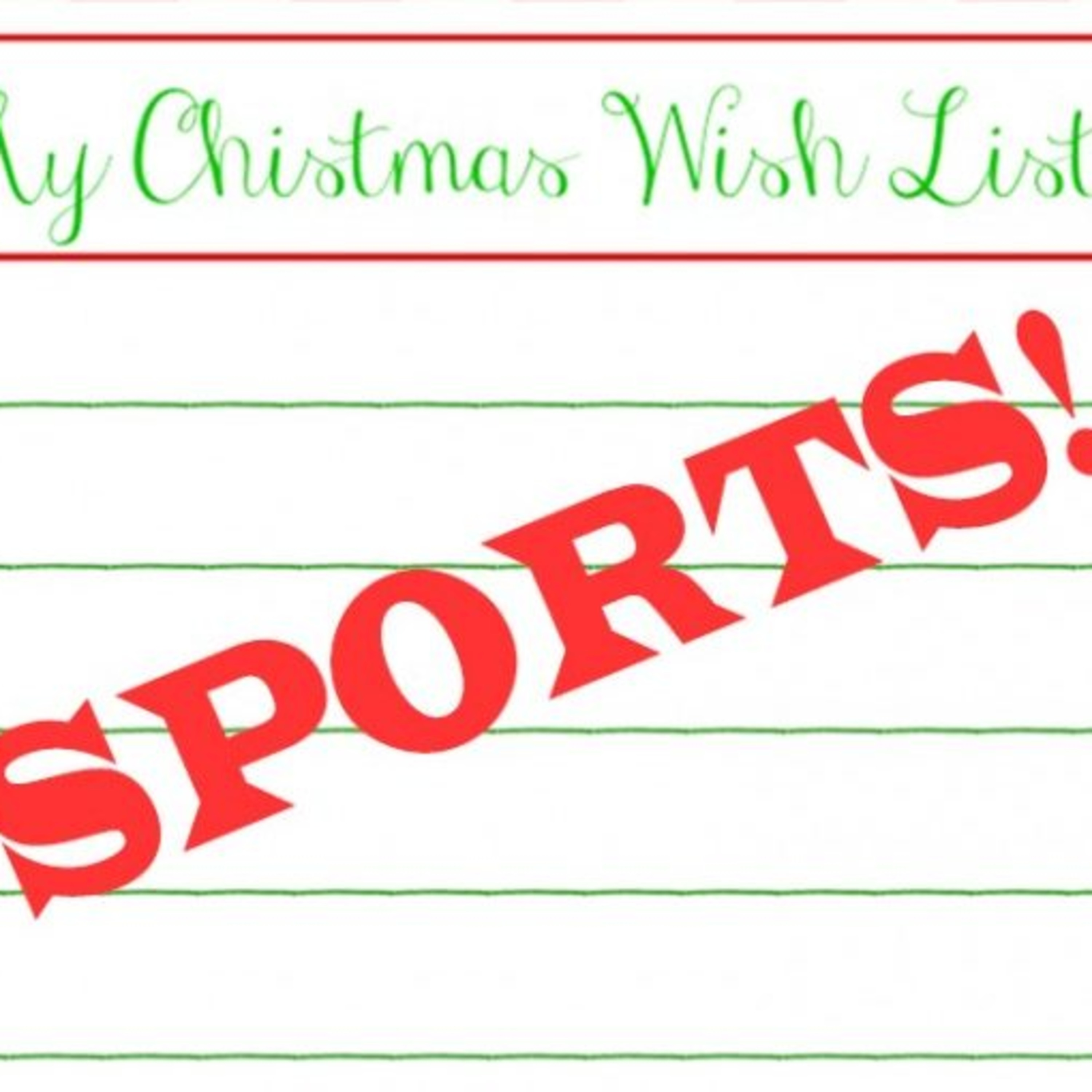 Episode 40 - Detroit Sports Christmas Wish Lists for 2020