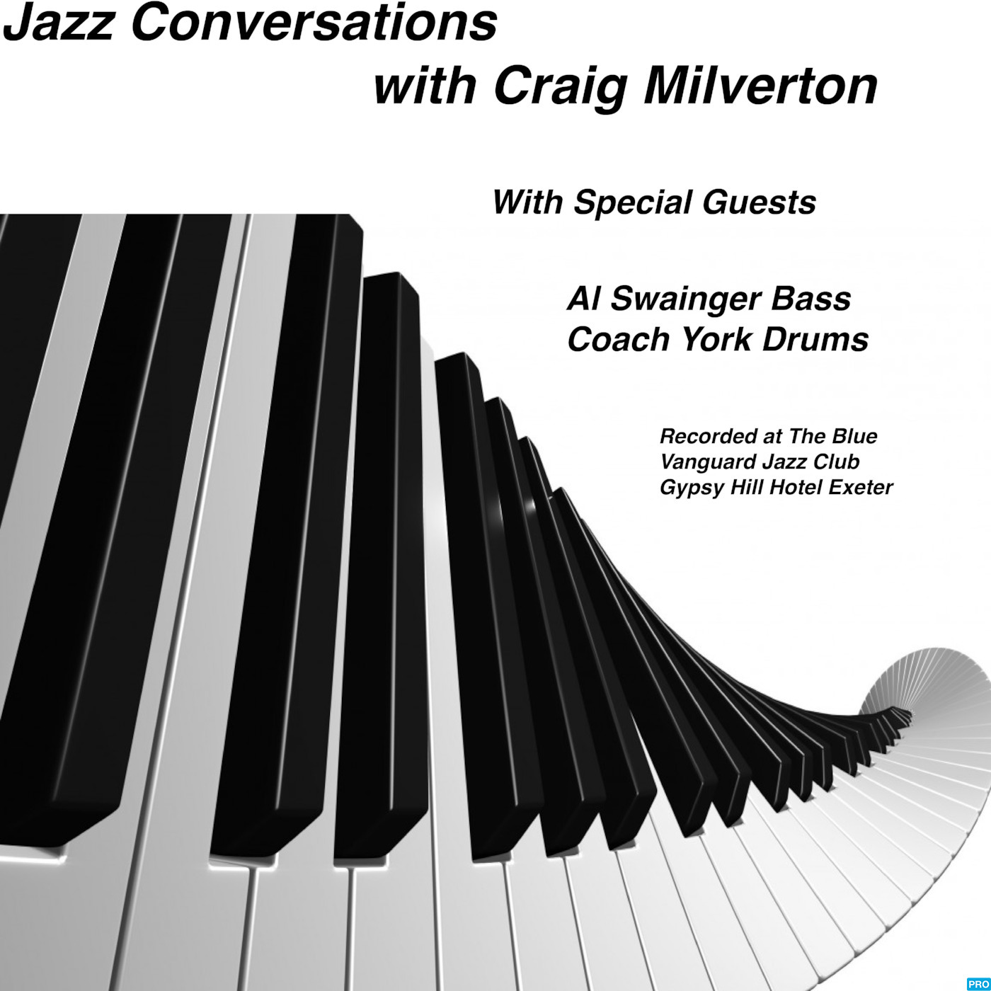 Jazz Conversations with Craig Milverton