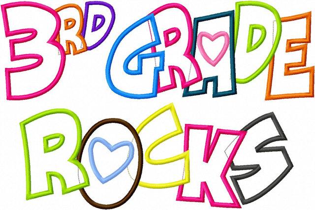 Image result for third grade rocks