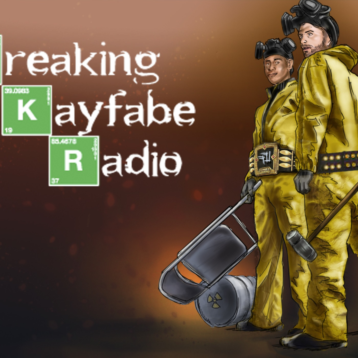 Breaking Kayfabe Radio