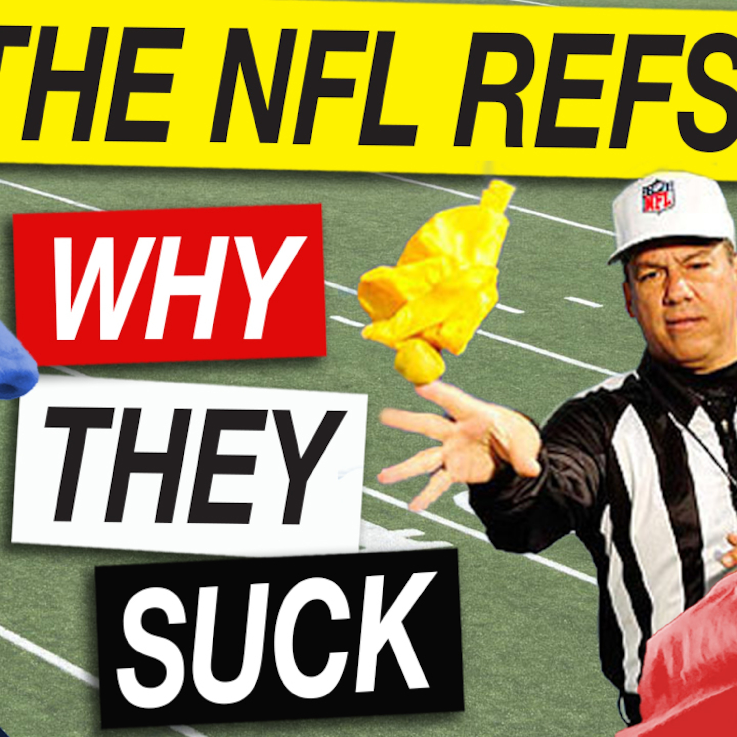 Do NFL Refs Rig Games and Why Do They Suck in 2018