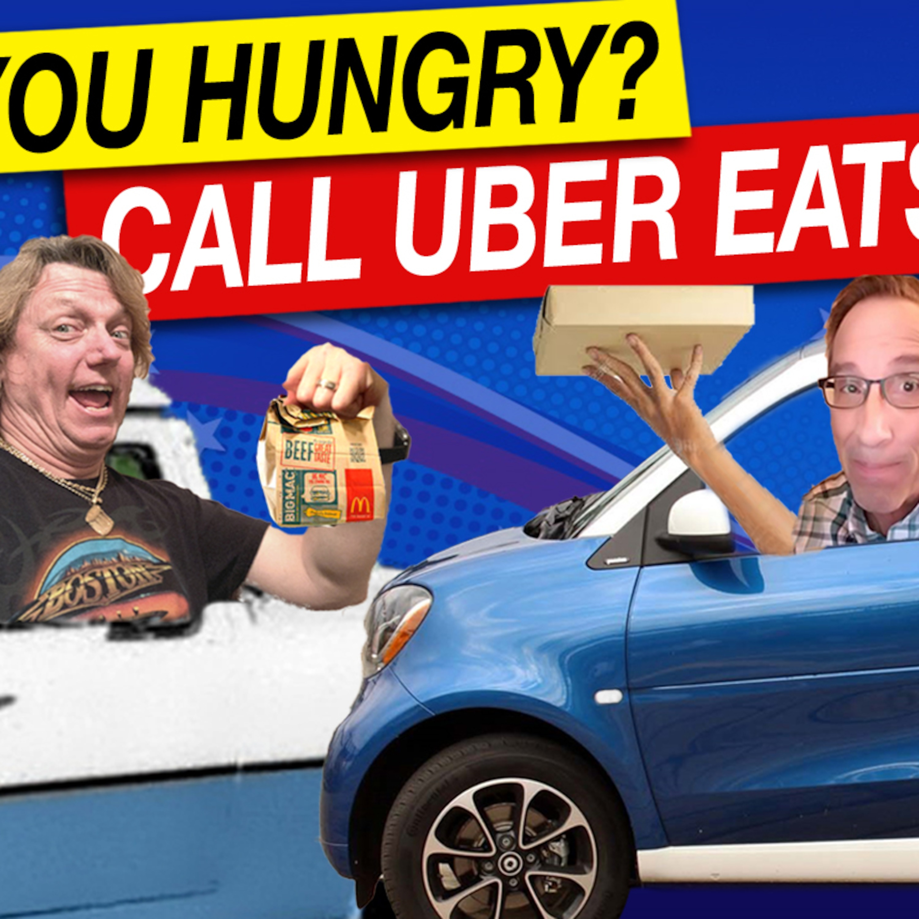 What the hell is Uber Eats?