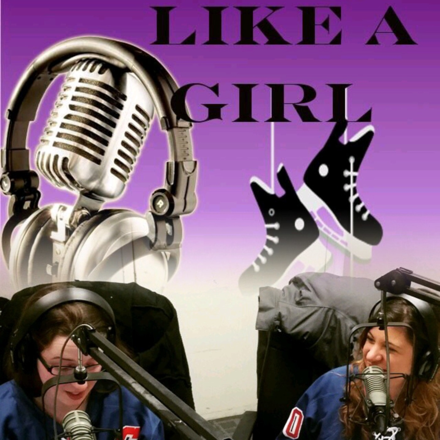 Throw Like a Girl Radio's Podcast
