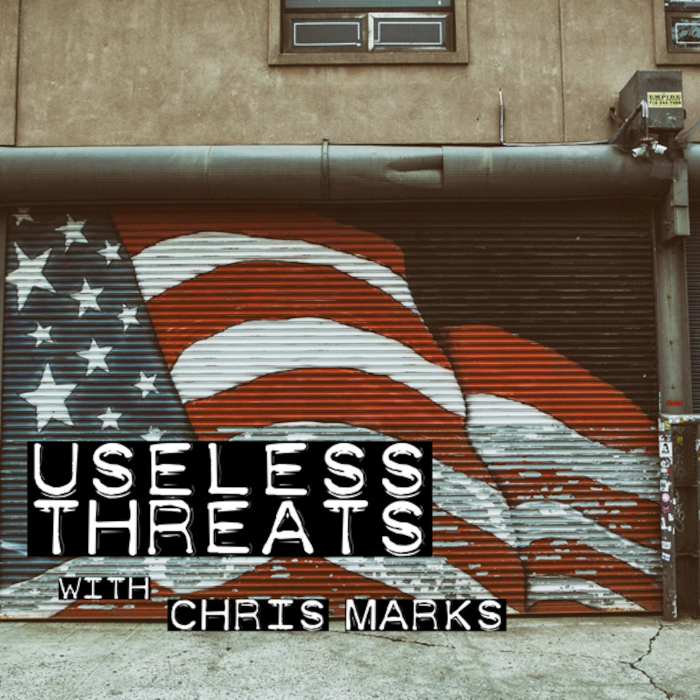 Useless Threats with Chris Marks