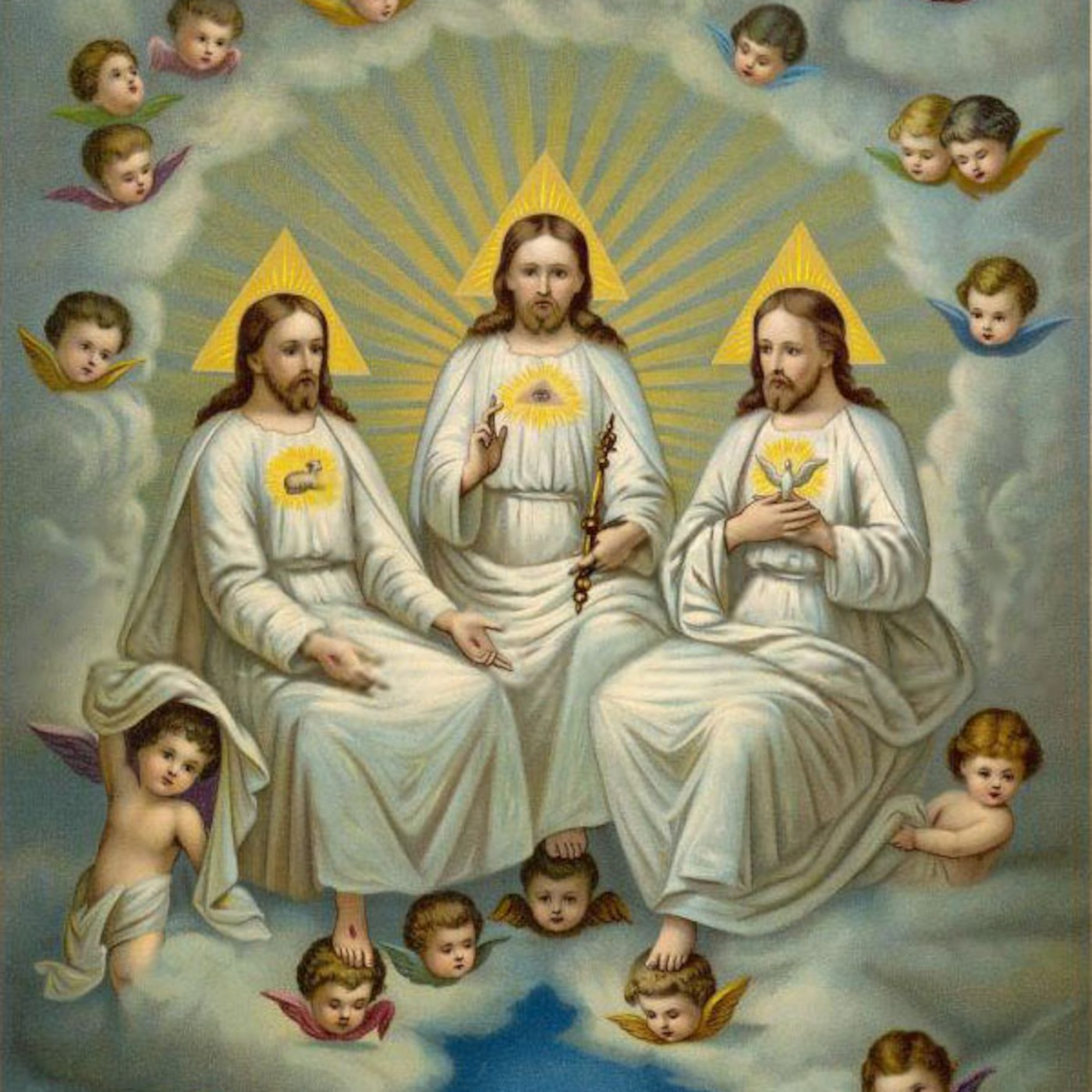 Секс фото не святая троица 6 фотография