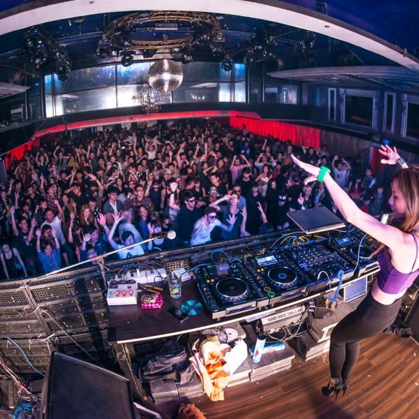 2013-01-25 DJ Cookie Live Set Taipei