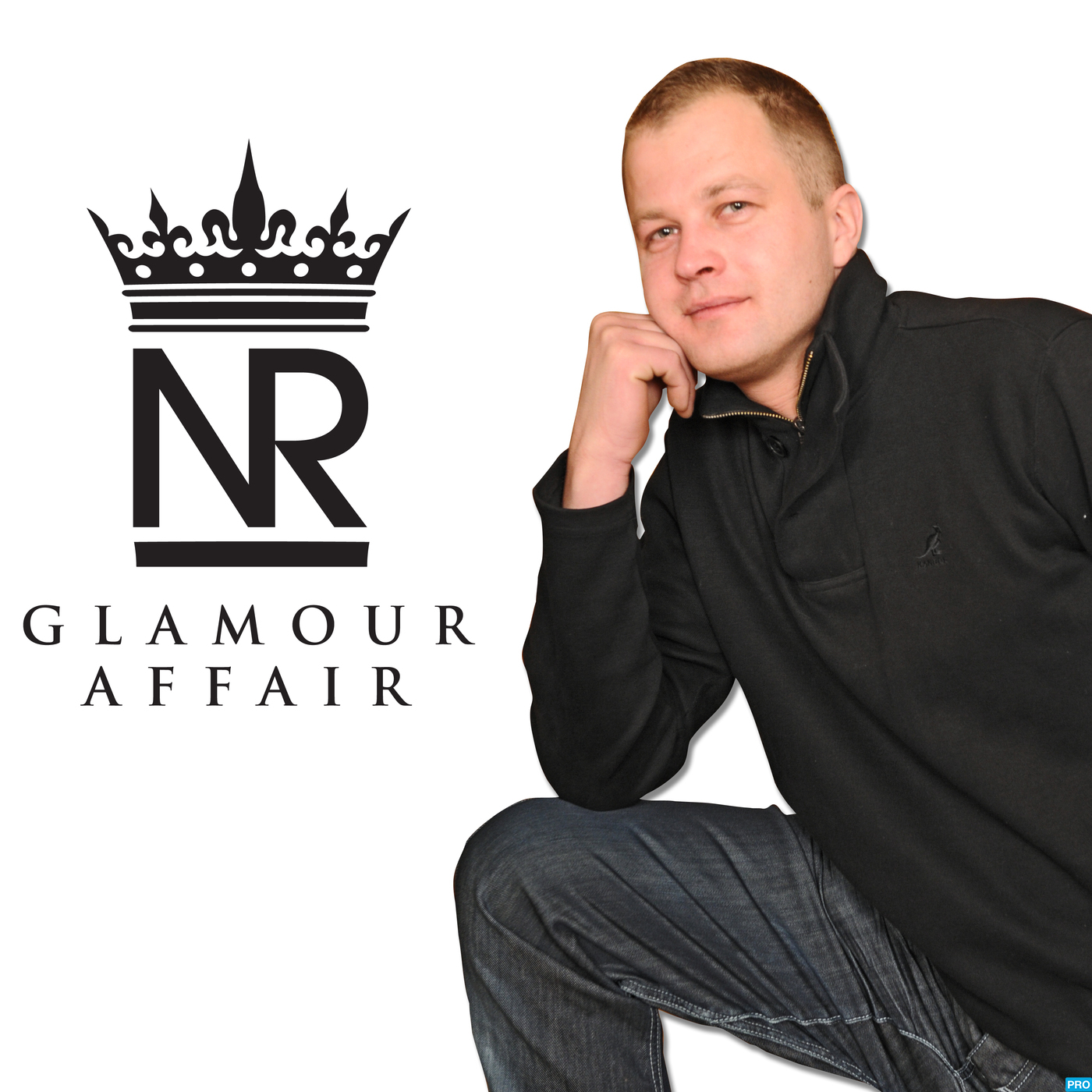 Glamour Affair podcast - Norman Ramirez