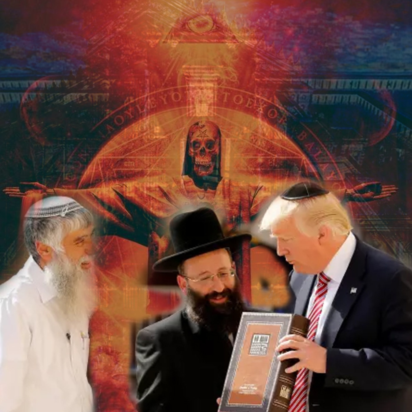 Trump, The Rabbis, The Temple & The Antichrist PART 2 Sheila