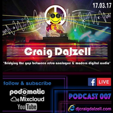 Craig Dalzell Podcast | Free Podcasts | Podomatic