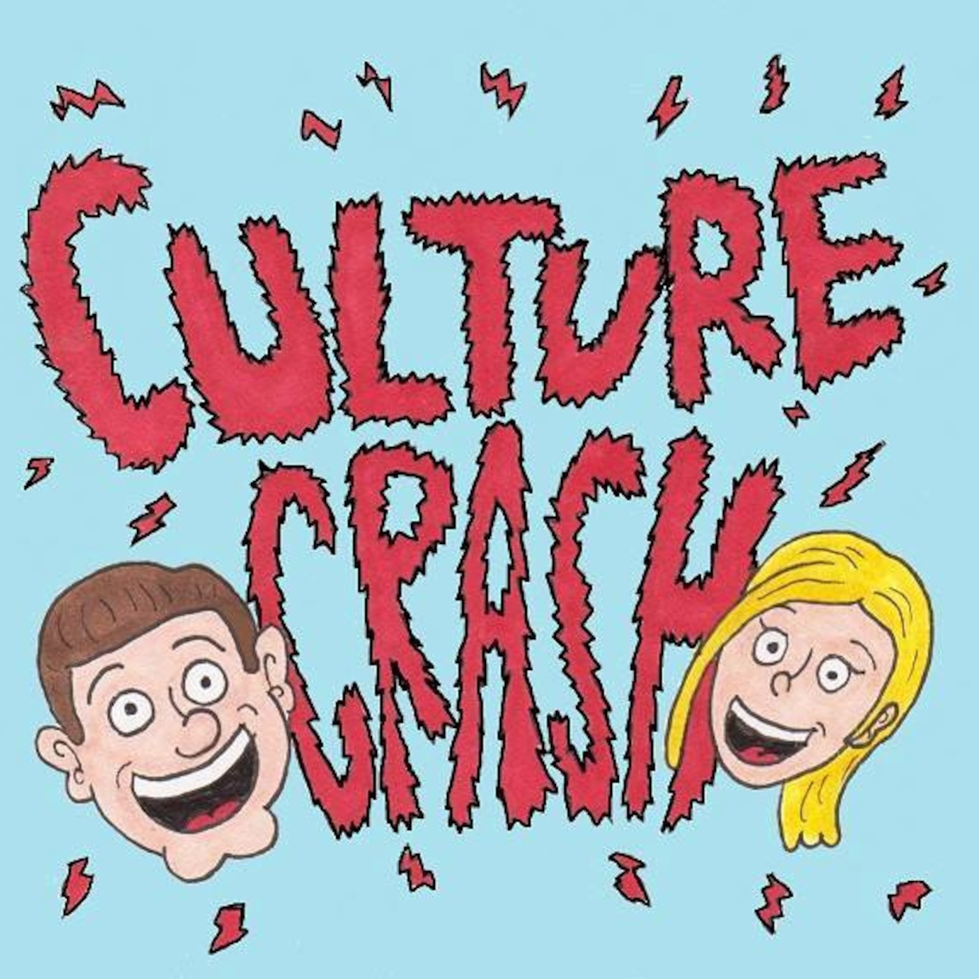 Culture Crash's Podcast