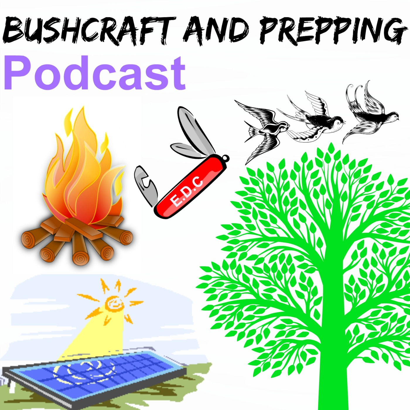 Bushcraft and Prepping Podcast