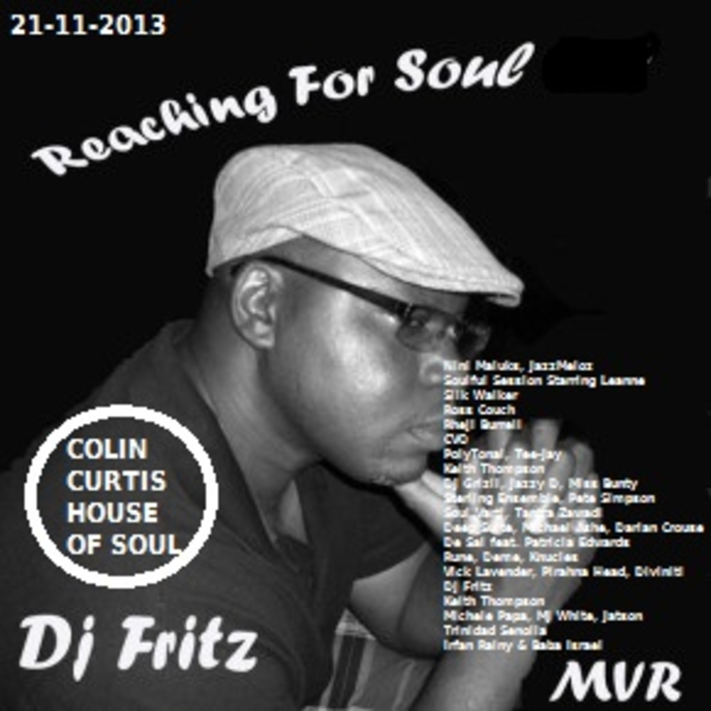 Colin Curtis presents THE HOUSE OF SOUL SHOW More Soulful Deep Afro Jazzy House 21st November 2013 MP3