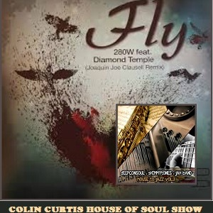 Colin curtis house of soul show new soulful vocal gospel for Soulful vocal house