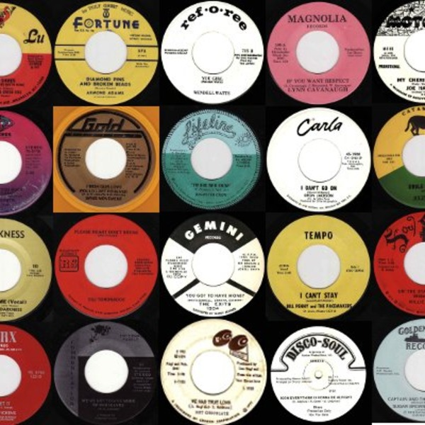 Colin Curtis 70's 80's Soul 45's Volume 3