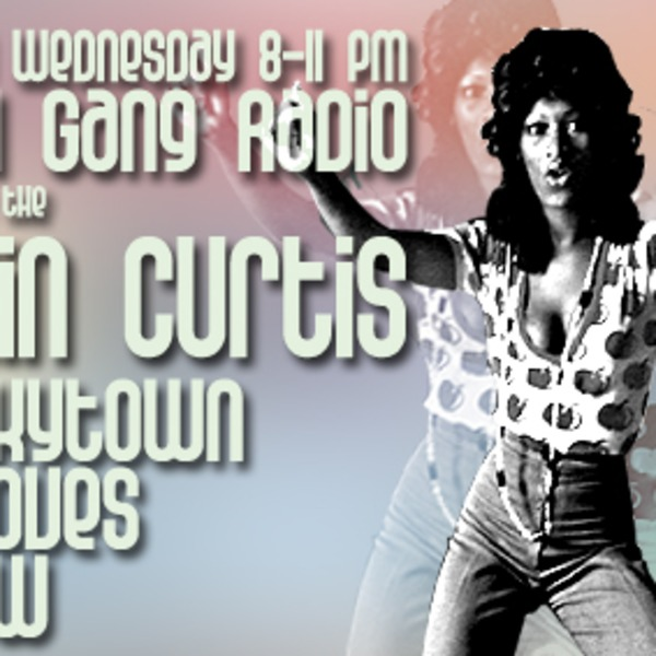 Colin Curtis Funkytown Grooves Show SoulGang Radio Wednesday 24th August 2011