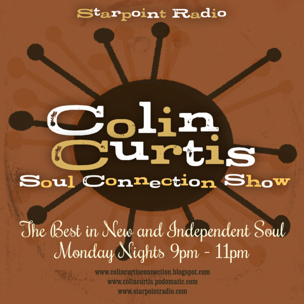 COLIN CURTIS SOUL CONNECTION SHOW  Monday 31st October 2011