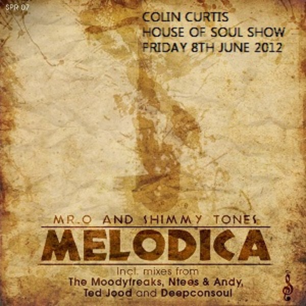 Colin Curtis House Of Soul Show Friday 8th June 2012