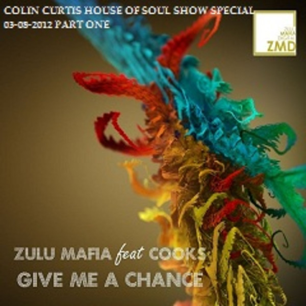 Colin Curtis House Of Soul Show Special Friday 3rd August 2012 Part One