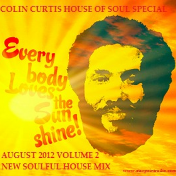 Colin Curtis House Of Soul Special August  2012  Summer Mix Volume 2
